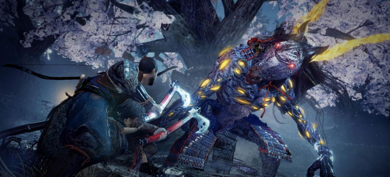 Nioh 2: Halb Yokai, halb Samurai