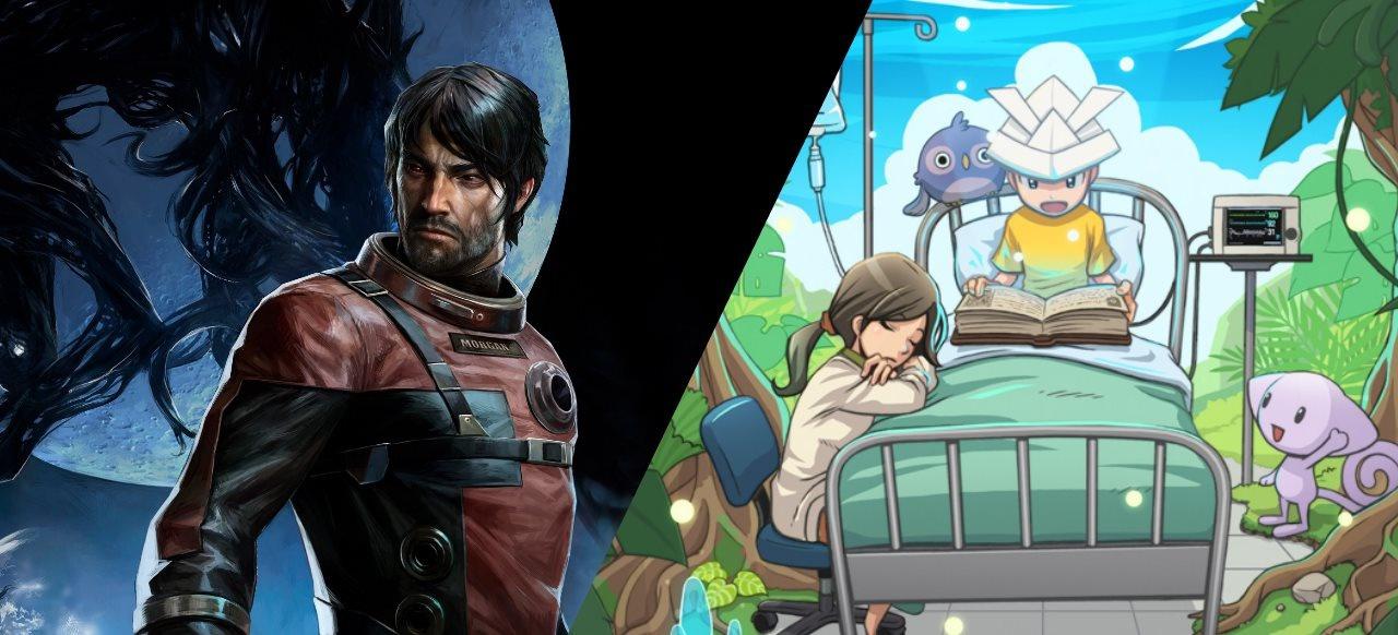 Monatsübersicht: Spiel des Monats: Prey (PC, PS4, One)