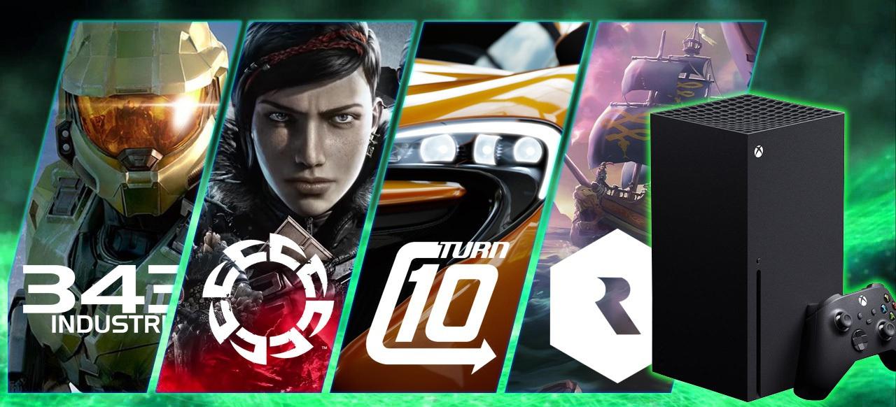 Xbox Series X: Die Xbox Game Studios