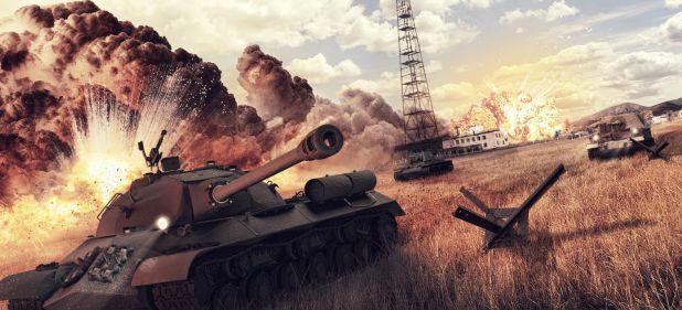 World of Tanks: Panzerschlacht im Wohnzimmer
