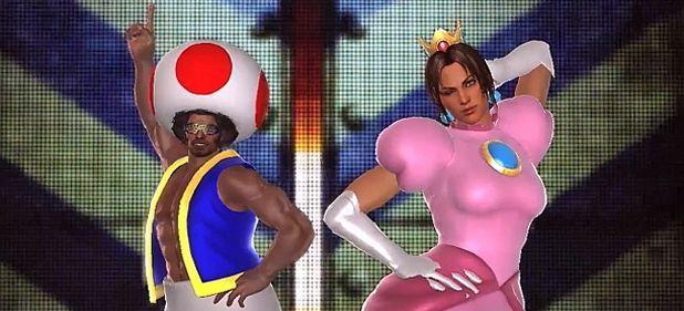 Tekken Tag Tournament 2: Super Aufsmaul Bros.