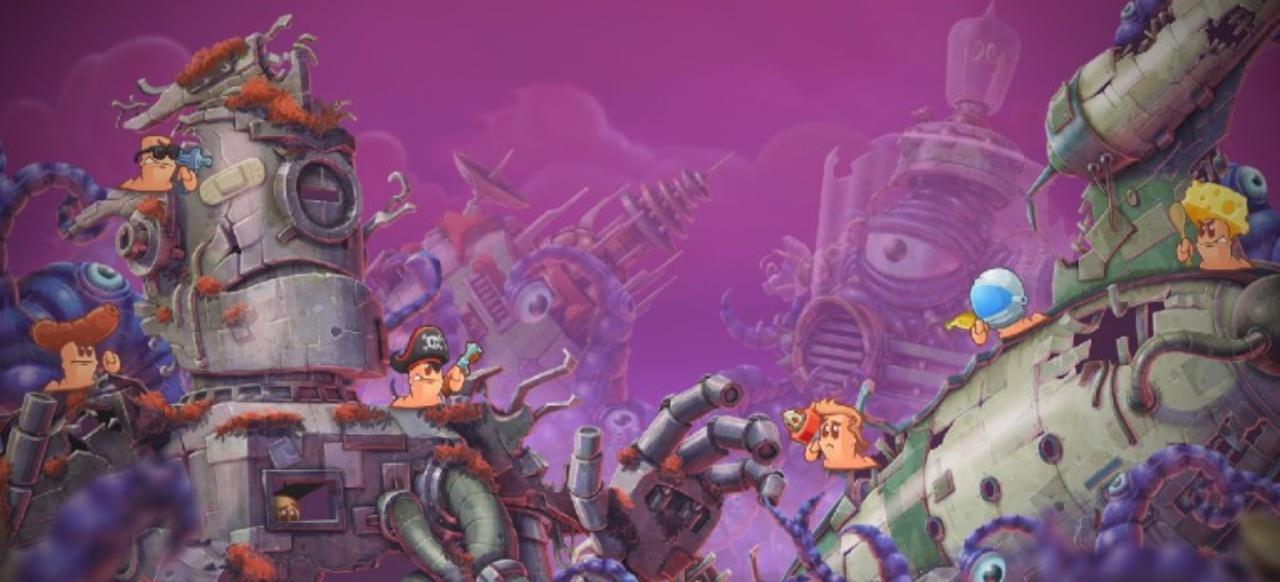 Worms W.M.D.: Panzerschreck und Knallbonbons
