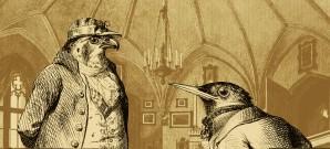 Investigatives Vogel-Adventure