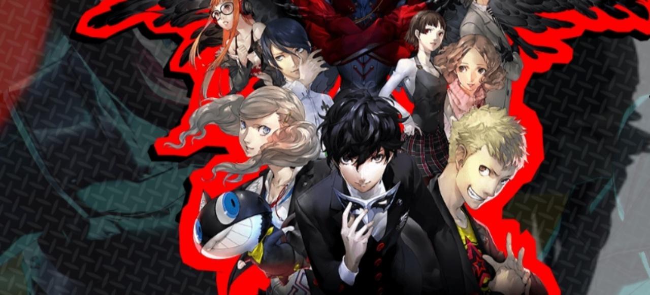Persona 5: Famoser Rollenspiel-Krimi zwischen Schulalltag und Psycho-Masken