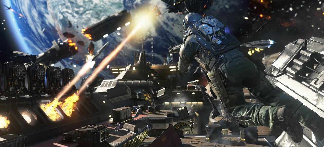 Call of Duty: Infinite Warfare: Zwischen Weltraum-Kitzel und Online-Alltag