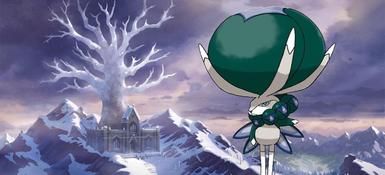 Pokémon Schwert & Schild - Die Schneelande der Krone: Frostige Königslande