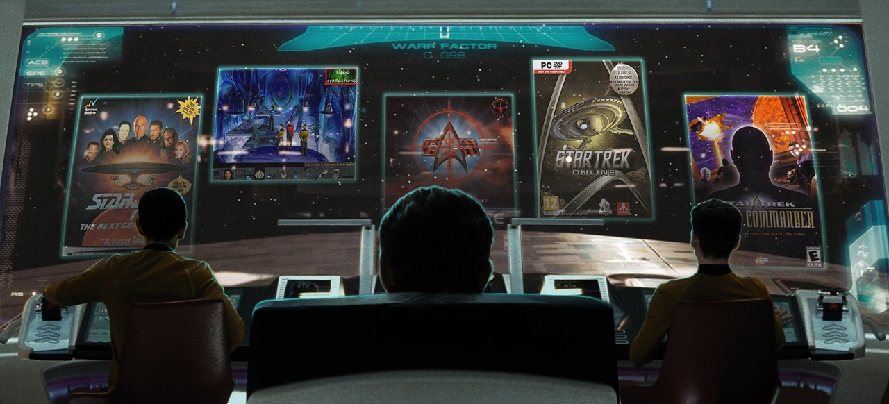 Star Trek: Bridge Crew: Von Brücken und Völkerwanderungen - Star Trek spielt in vielen Genres mit