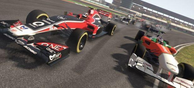 F1 2011: Mobiler Rennzirkus