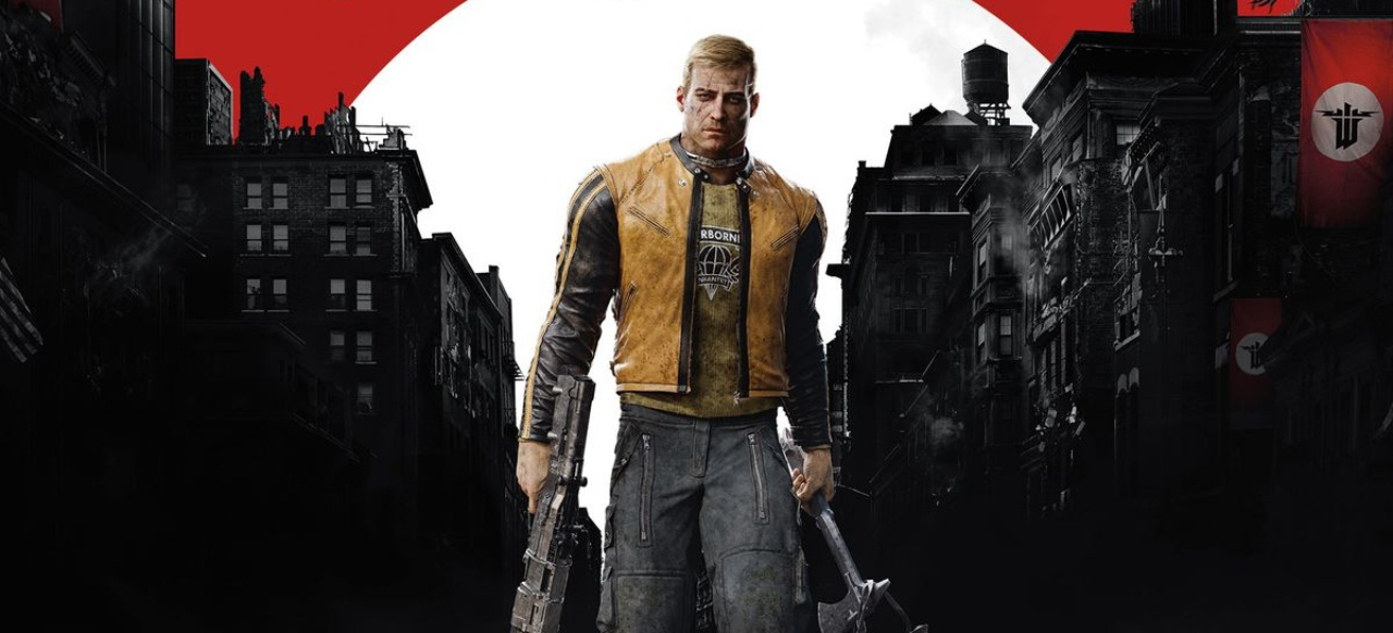 Wolfenstein 2: The New Colossus: Terror-Billy kämpft gegen das Regime