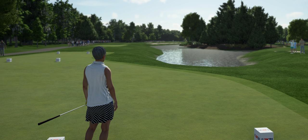 PGA Tour 2K21: Hochklassiges Golf! Nur auf Switch ein Desaster...