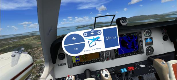 Microsoft Flight Simulator X: Fliegen in virtueller Realität ist atemberaubend!