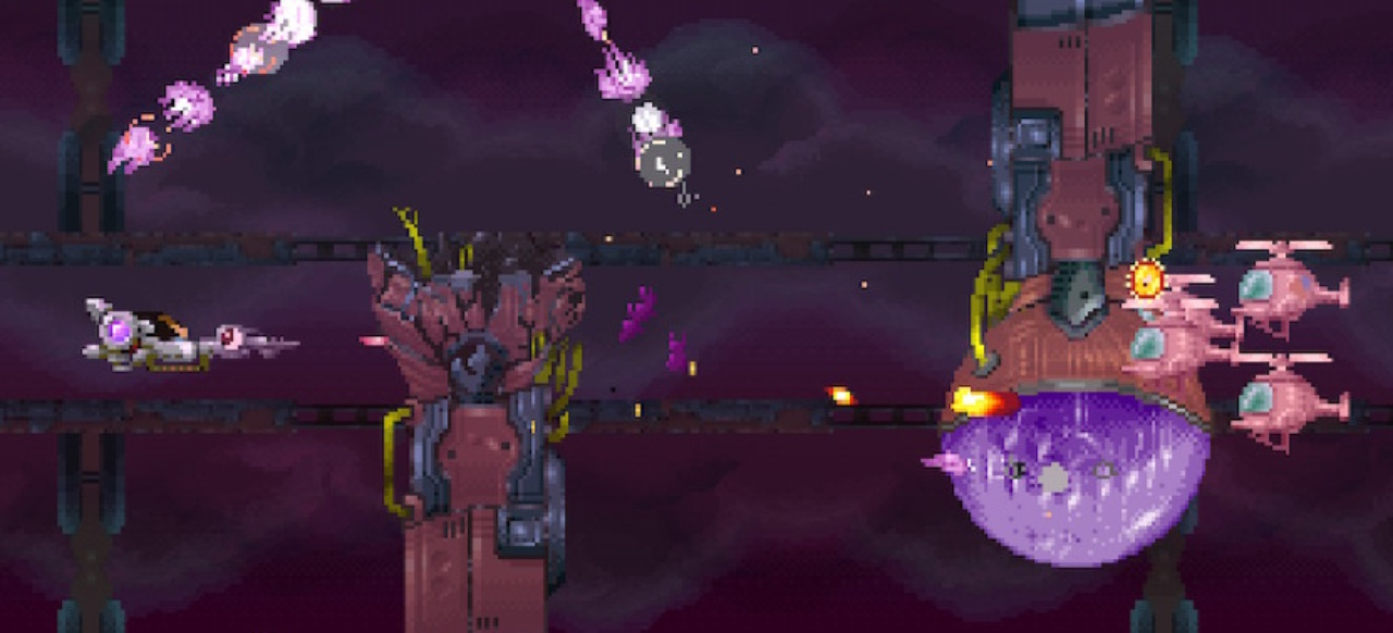Dezatopia: Shoot'em-Up-Sternstunde
