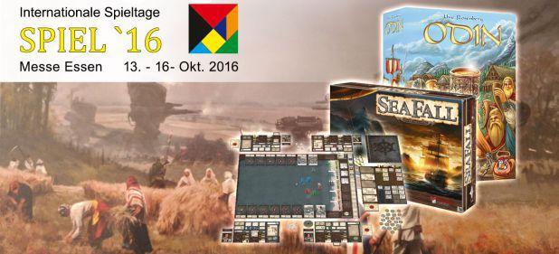 Internationale Spieltage SPIEL: Von Tabletop bis 4X-Strategie: Welche Brettspiele sollte man auf der SPIEL'16 im Auge behalten?