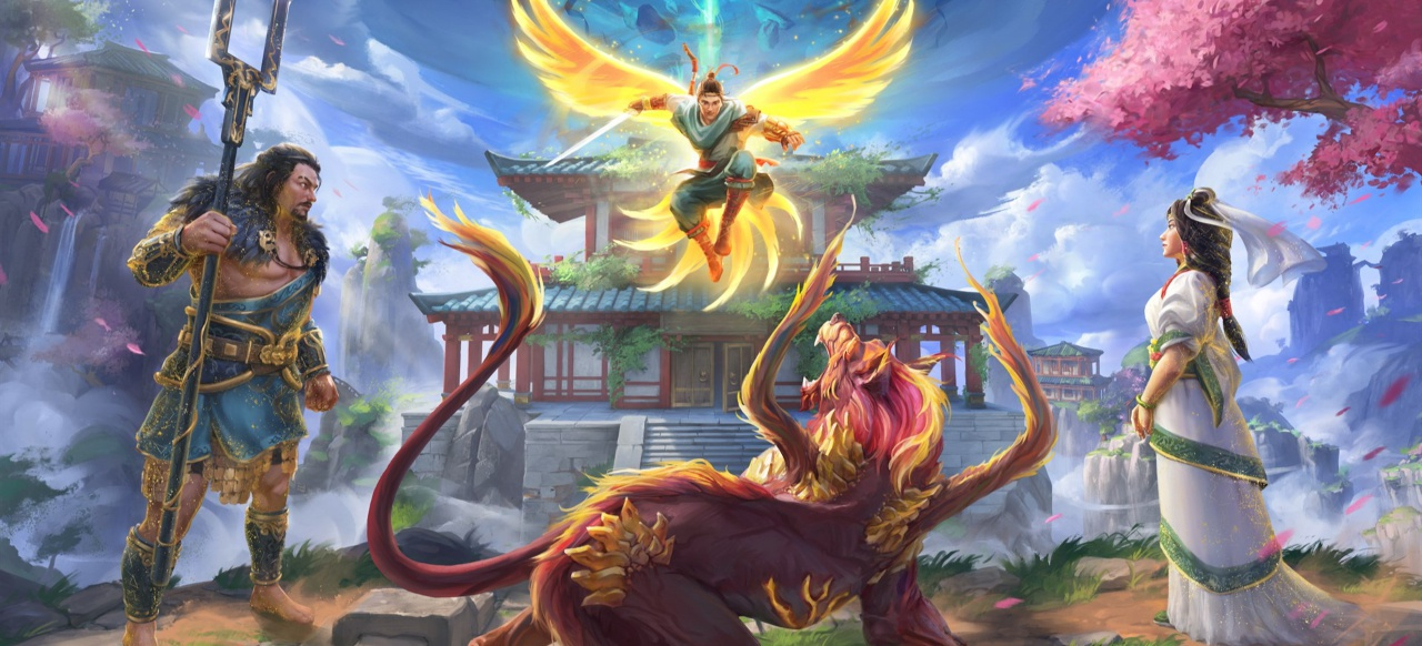 Immortals Fenyx Rising: Mythen aus dem Reich des Ostens: Immortals Fenyx Rising trifft auf Jade Empire