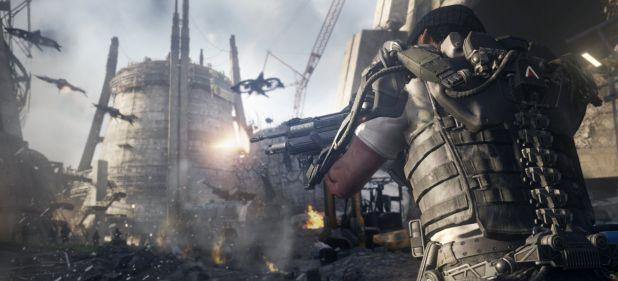 Call of Duty: Advanced Warfare: Futuristischer Kampf um die Welt