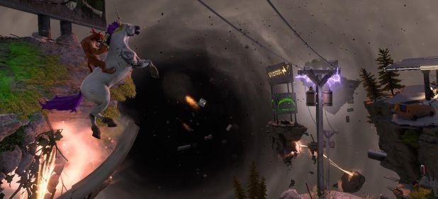 Trials Fusion: Dimensionssprünge auf dem Einhorn
