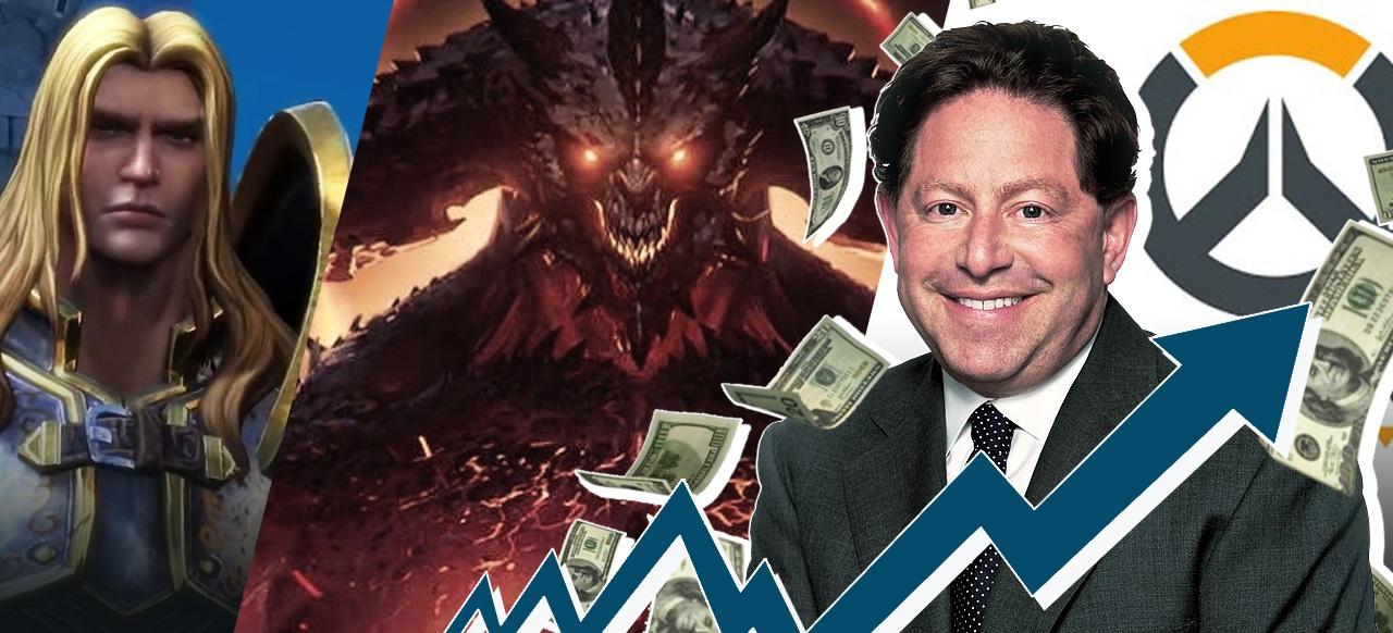 Blizzard Entertainment: Wie Blizzard seinen Glanz verlor