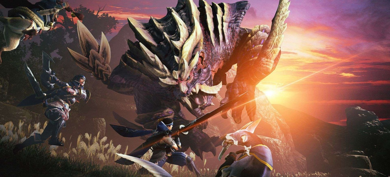 Monster Hunter Rise: Bereit für die Jagd?
