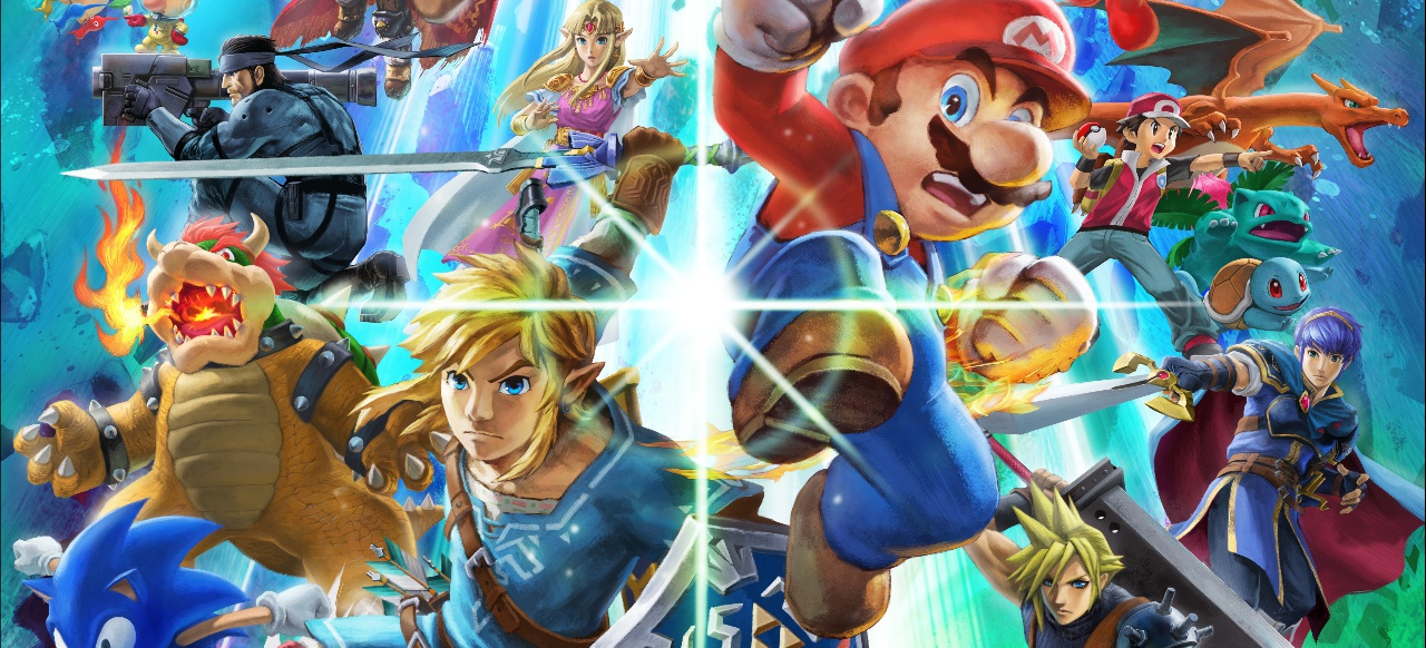 Super Smash Bros. Ultimate: Das gewaltigste Crossover?