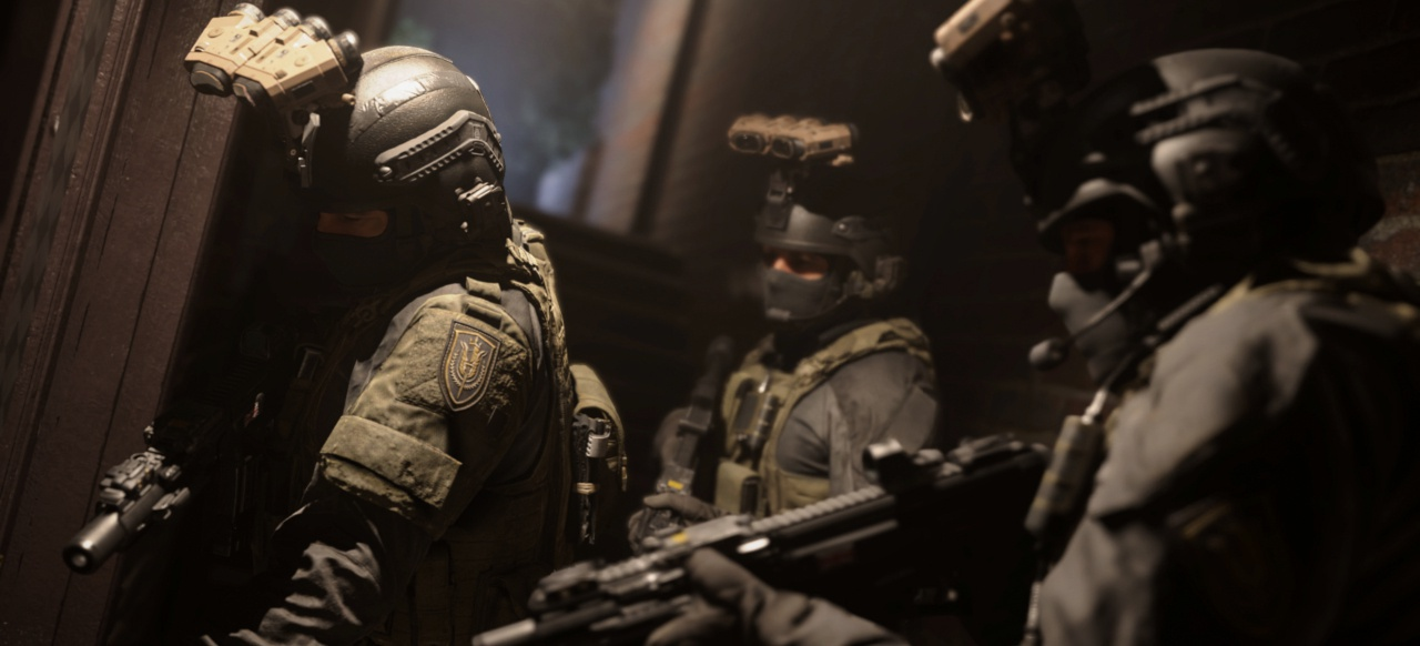 Call of Duty: Modern Warfare: Neuinterpretation des Military-Shooters?