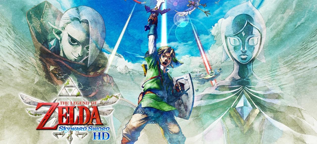 The Legend of Zelda: Skyward Sword: Und jetzt die Schwerter zum Himmel