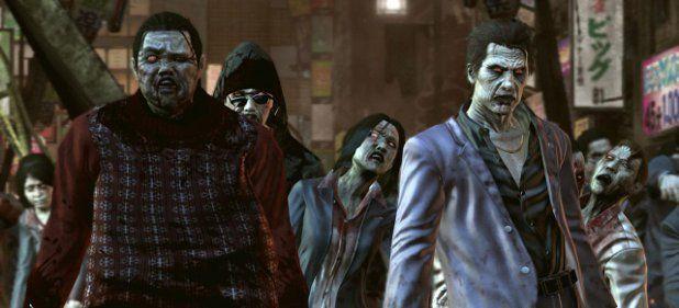 Yakuza: Dead Souls: Untote langweilen in Kamarucho