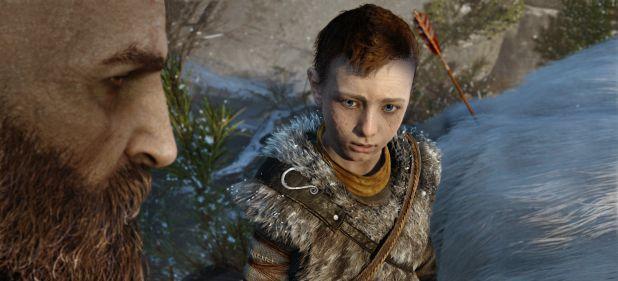 God of War: Vater und Sohn in nordischer Wildnis: Ungewohnte Perspektiven für den Kriegsgott