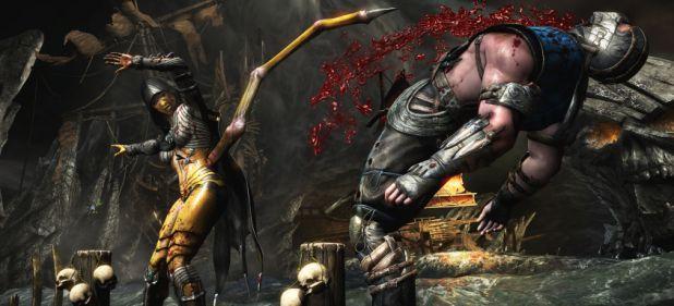 Mortal Kombat X: Knochenbrüche und Fatalities