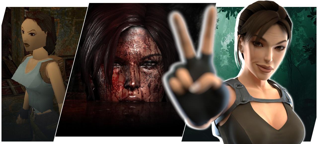 Spielkultur: Lara Croft wird 25 *Jetzt mit Video*
