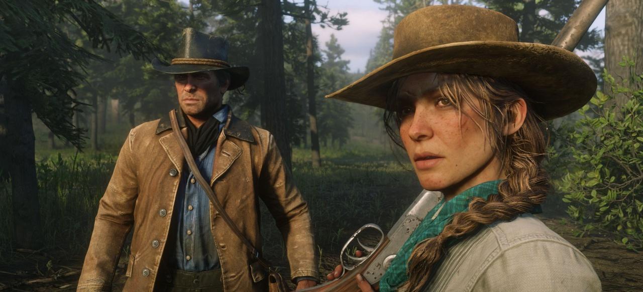 Red Dead Redemption 2: Der unberechenbare Westen