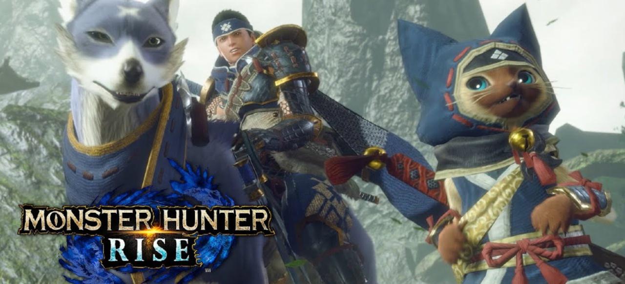 Monster Hunter Rise: Die Jagd beginnt