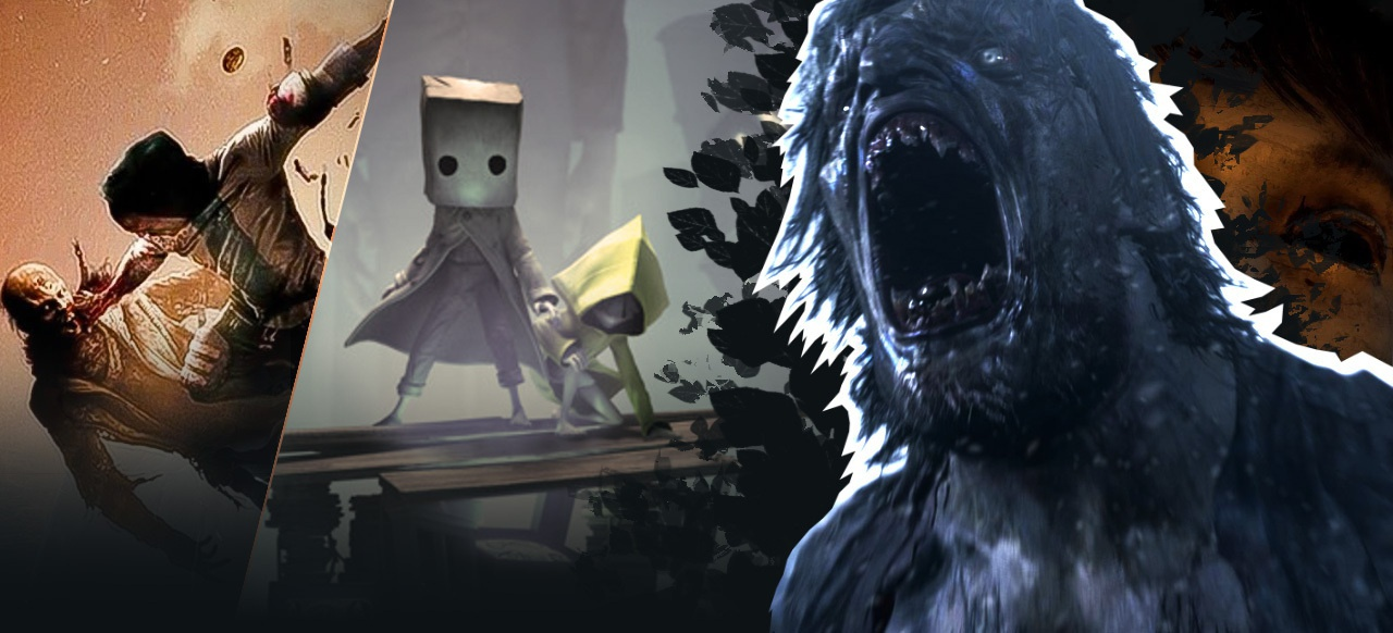 Spielkultur: 21 potenzielle Horror-Highlights
