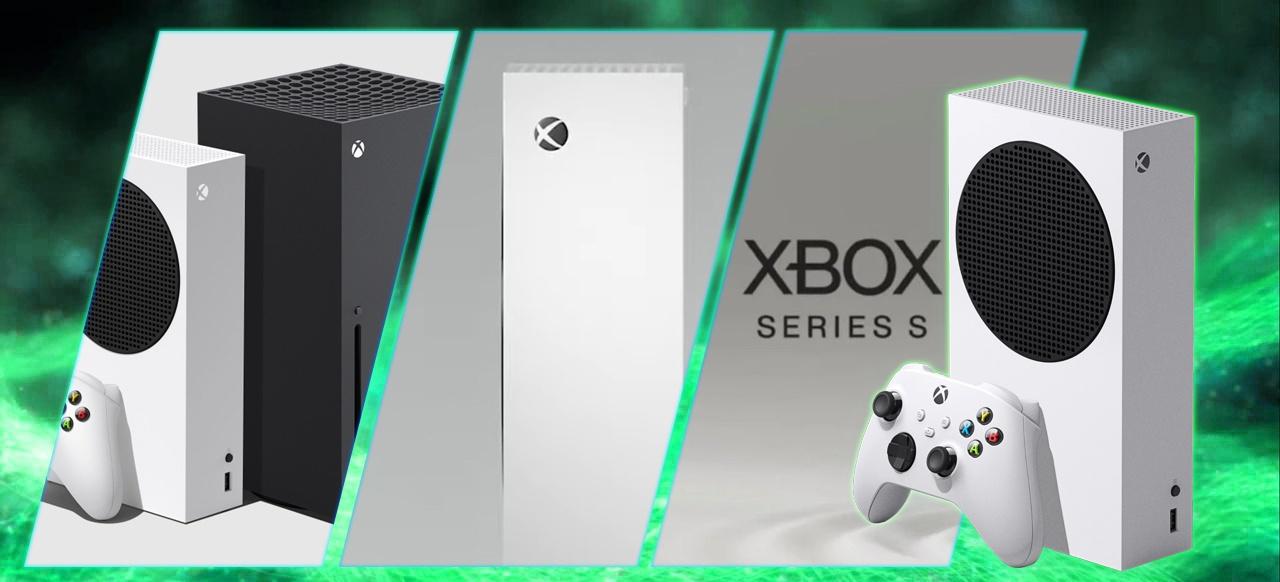 Xbox Series S: Die Mittelklasse-Alternative