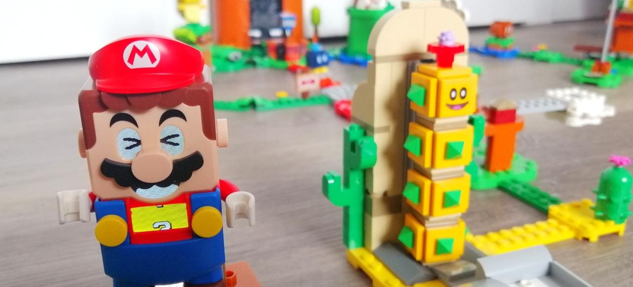 Lego Super Mario: Teurer Spaß für Baumeister