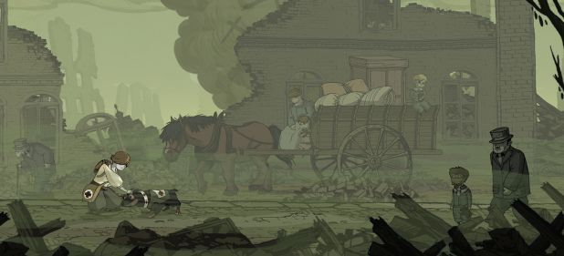 Valiant Hearts: The Great War: Kriegsdrama im Comiclook
