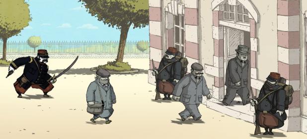 Valiant Hearts: The Great War: Rätsel-Abenteuer im Ersten Weltkrieg