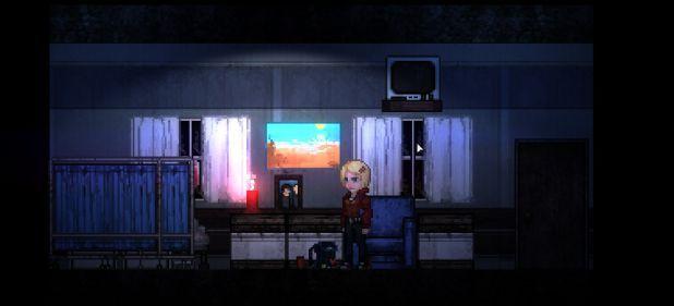 Claire: Horror à la Silent Hill als Pixelkunstwerk?