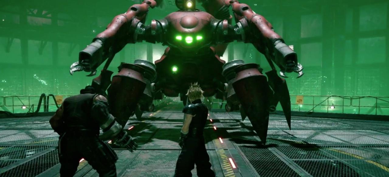 Final Fantasy 7 Remake: Modernisierter Klassiker auf Hitkurs