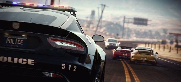 Need for Speed Rivals: Schon wieder Räuber & Gendarm