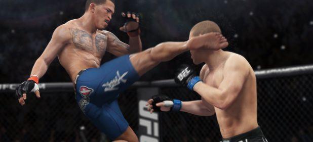 EA Sports UFC: Rückkehr ins Octagon