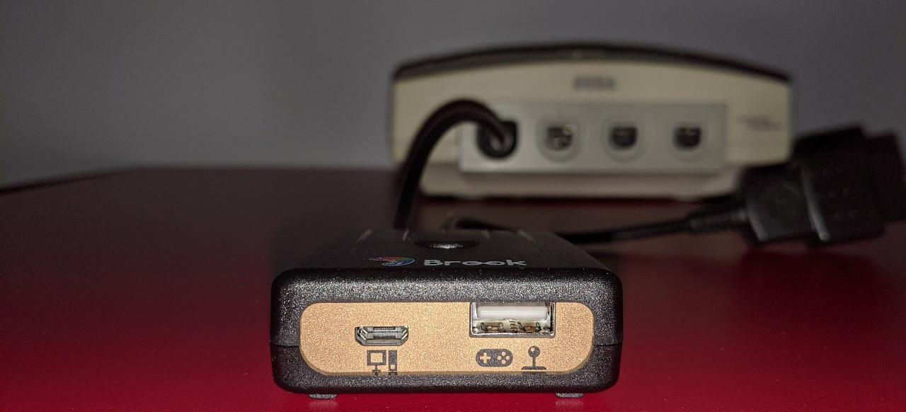 Brook Wingman Converter SD: Alte Konsolen & moderne Controller
