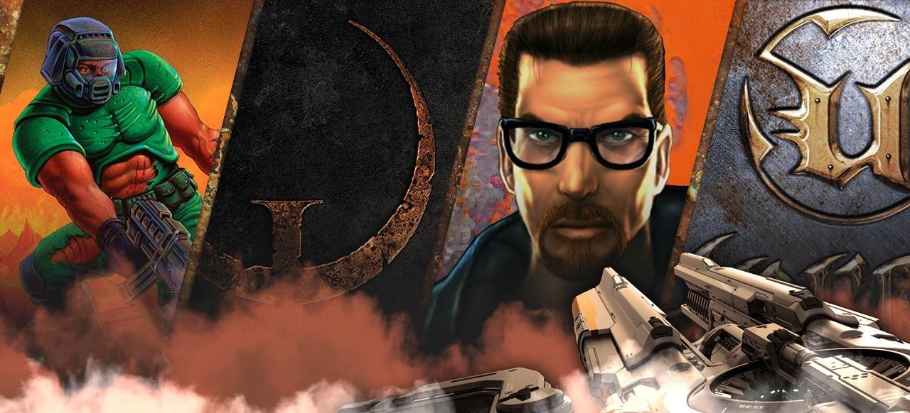 Doom Eternal: Von Doom bis Quake 3: Arena