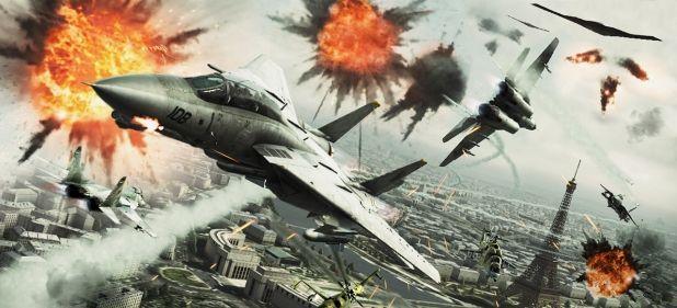 Ace Combat: Assault Horizon: Top Gun? Was ist Top Gun?