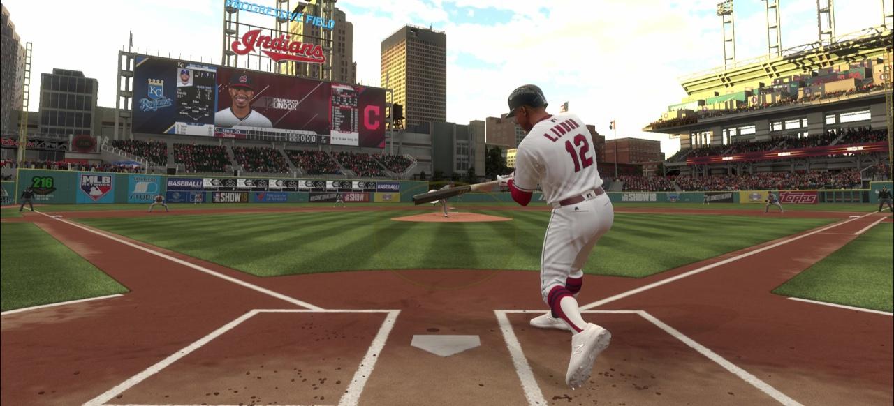 MLB The Show 18: Erneuter Home Run für Sonys Baseball-Spektakel?