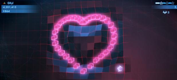 Geometry Wars 3: Dimensions: Ohne Zahl, aber mit viel Liebe