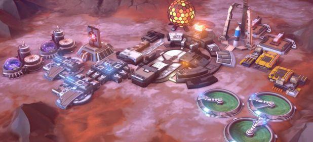 Offworld Trading Company: Knallharter Wirtschaftskrieg auf dem Mars
