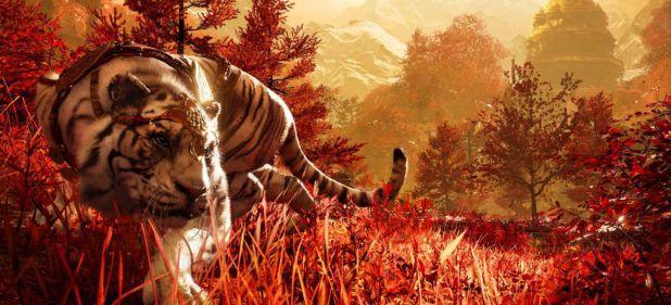 Far Cry 4: Far Cry überrascht mit Traumwelt in Rot und Orange