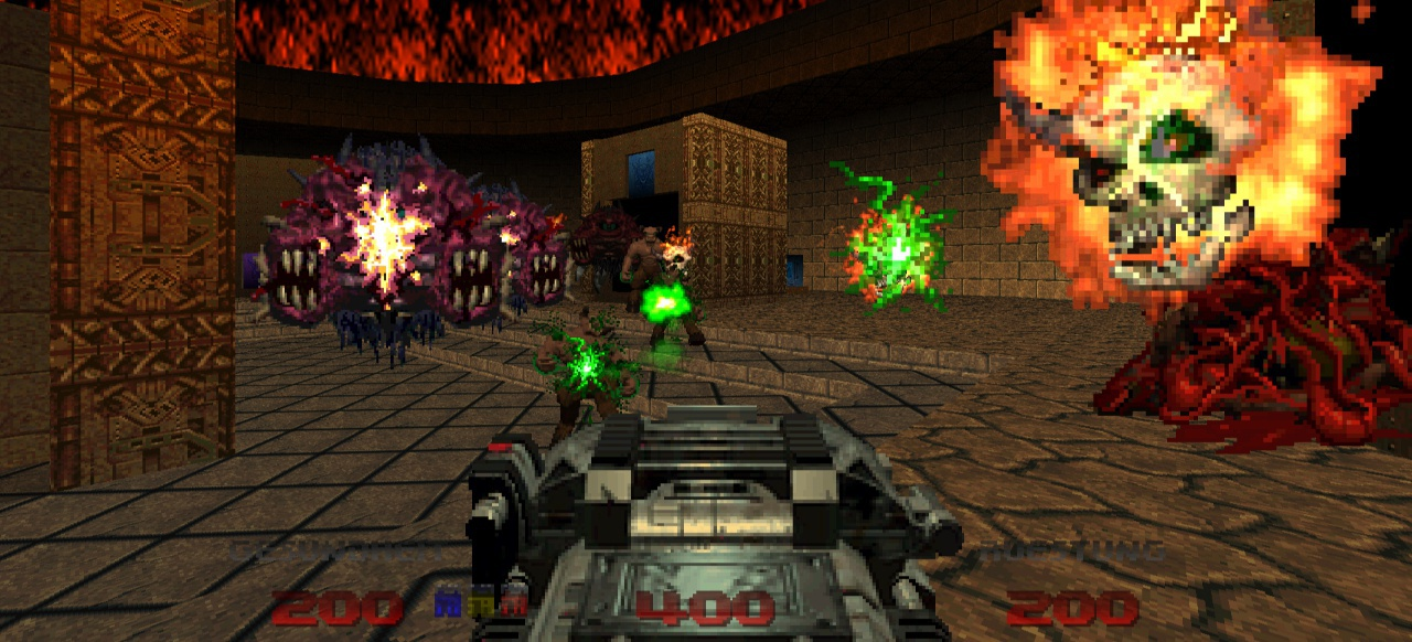 Doom 64: 1997 reloaded