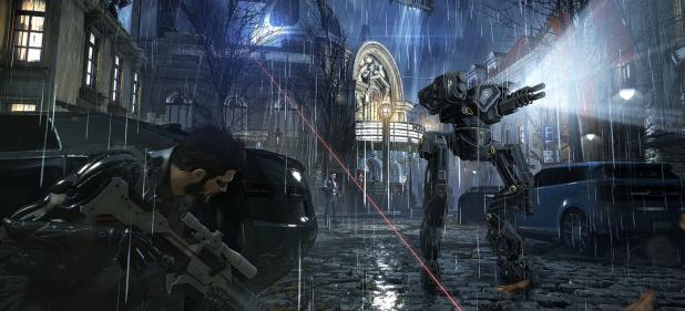 Deus Ex: Mankind Divided: Hightech-Abenteuer im futuristischen Prag