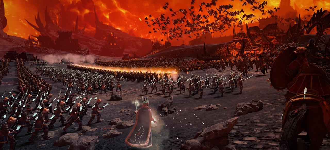 Total War: Warhammer 3: Erste Schlachten gegen das Chaos